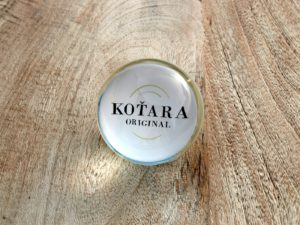 Paperweight with logo Koťara Originál