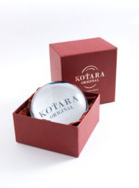Gift box Koťara Original with paperweight with logo.