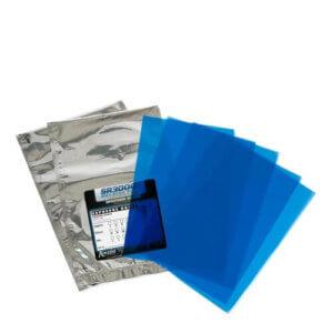UV-fotocitlivé folie Rayzist SR3000 127 mik, A4.