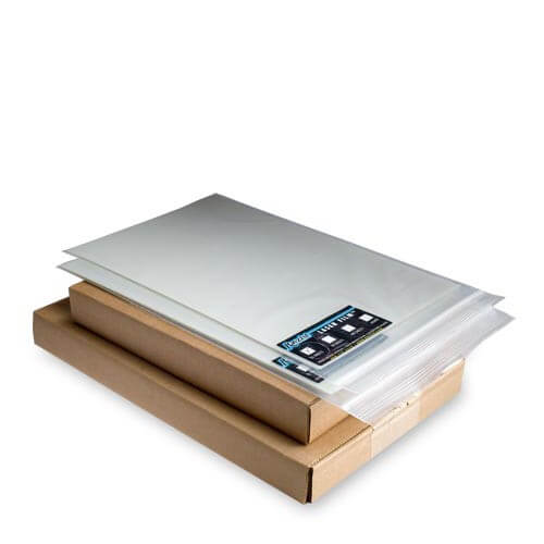 A4 Sheets LaserJet Super Vellum - Near Acetate Quality - The Best!_25 Sheet Pack