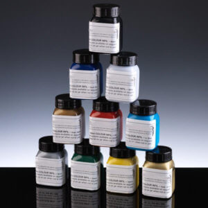 Special Pack of 10 Colours Engraving Infill - 10 x 45ml Jars_Simple Instructions - Long Lasting