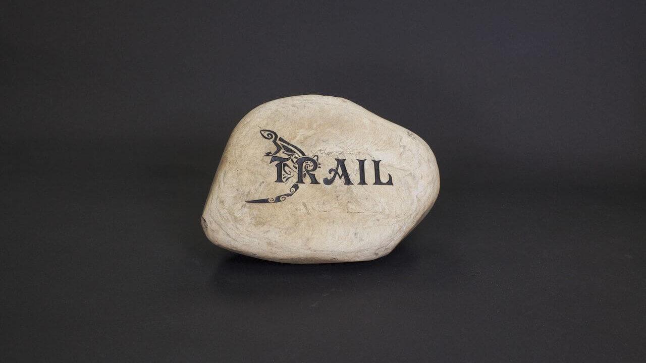 Pískovaný kámen